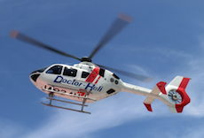 緊急医療体制の確保:ドクターヘリ